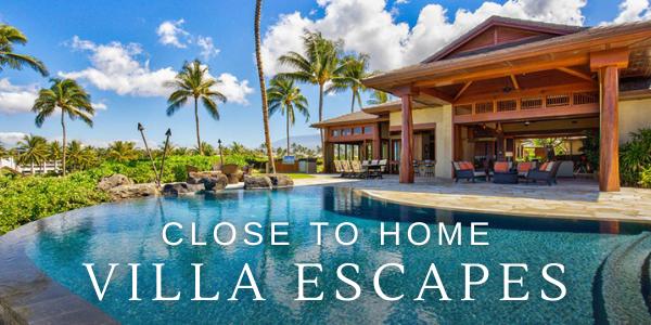 Close to Home Villa Escapes