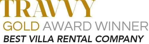 Travvy Gold Award Winner