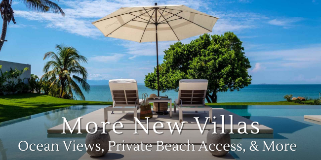 New Villas in the United States